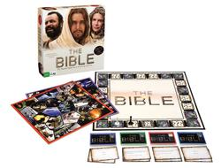 The Bible TV Miniseries Game