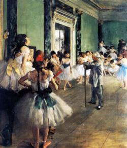The Dance Class Impressionism Jigsaw Puzzle