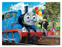 Birthday Surprise (Thomas & Friends) Trains Children's Puzzles