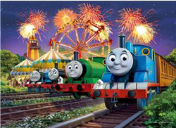 Carnival at Night (Thomas & Friends) Carnival Children's Puzzles