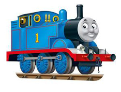Thomas the Tank Engine (Thomas & Friends) Thomas and Friends Floor Puzzle