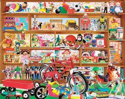 Vintage Toys Nostalgic / Retro Jigsaw Puzzle