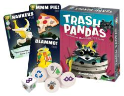 Trash Pandas Raucous Raccoon Card Game