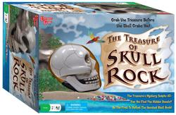 Treasure of Skull Rock Fantasy