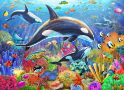 Orca Fun Under The Sea Jigsaw Puzzle