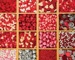 Love is Sweet Valentine's Day Jigsaw Puzzle