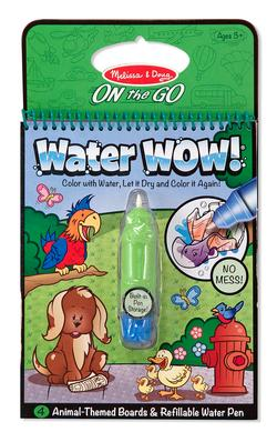 Water Wow! - Animals Arts and Crafts