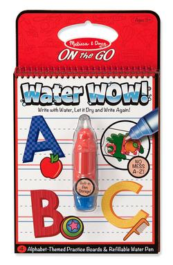 Water Wow! - Alphabet Arts and Crafts