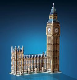 Big Ben - Scratch and Dent London Jigsaw Puzzle