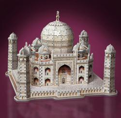 Taj Mahal - Scratch and Dent Landmarks / Monuments Jigsaw Puzzle