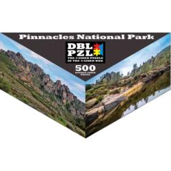 Pinnacles National Park National Parks Triangular Puzzle Box