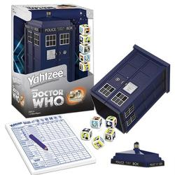 Yahtzee - Doctor Who Movies / Books / TV Dice Game