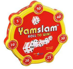 Yamslam Family Games Dice Game