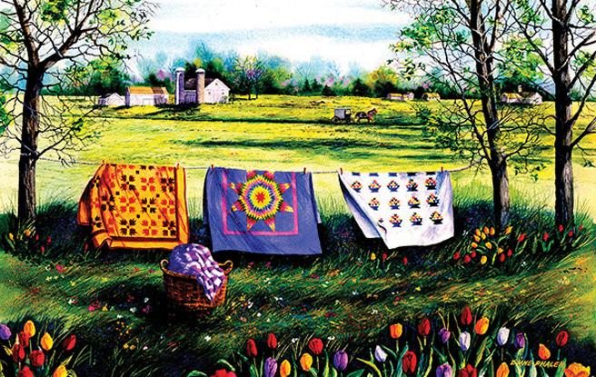Amish Spring
