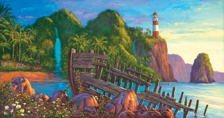Paradise Cove 500