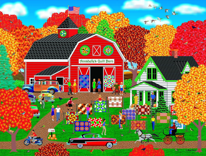 Annabelle's Quilt Barn
