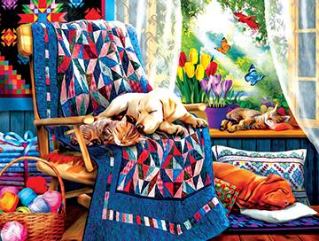 Springtime Nap 500