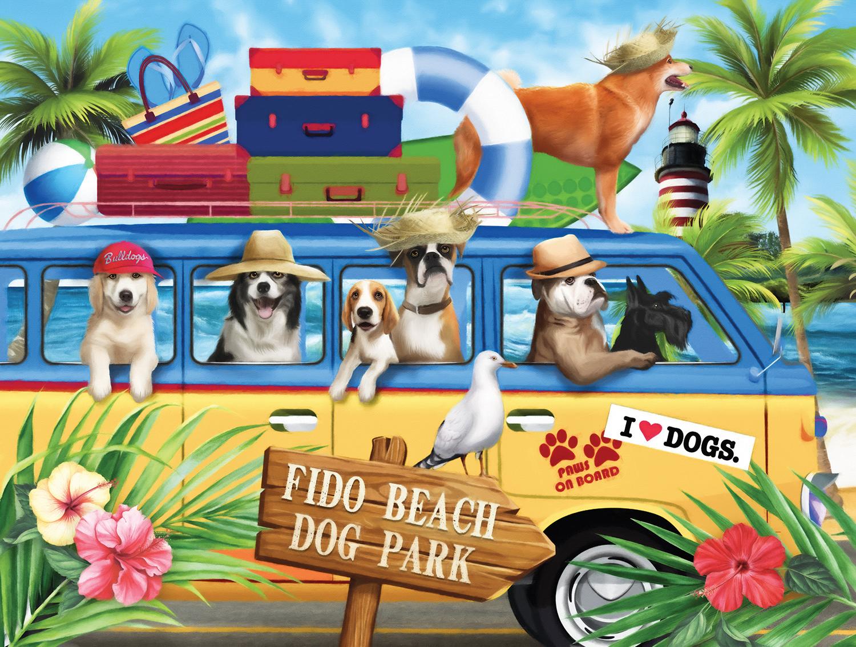 Fido Beach 300