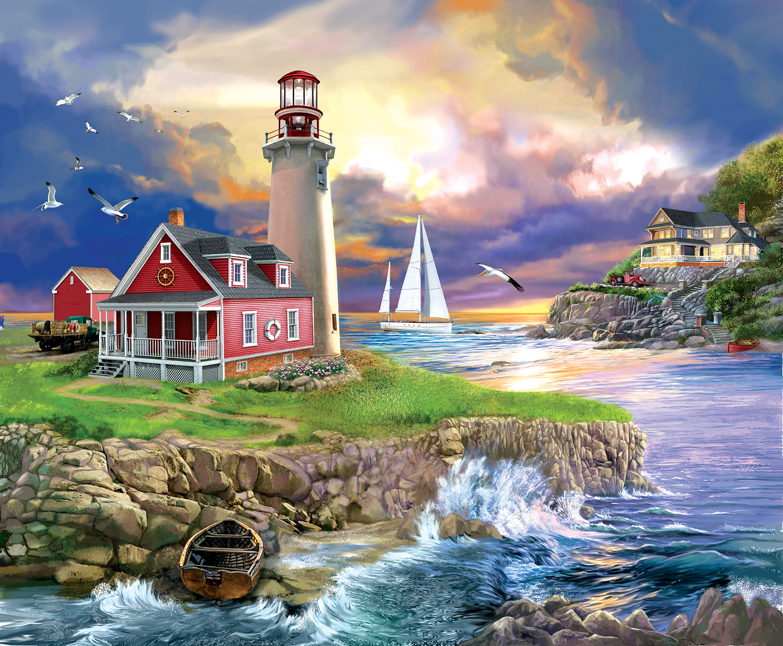 Sunset Point Lighthouse