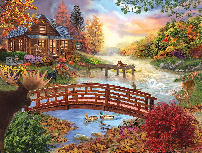 Autumn Evening 1000