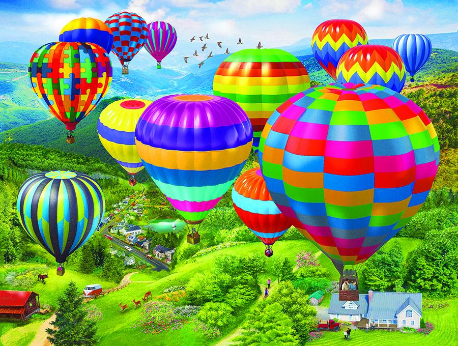 Balloon Fest 500