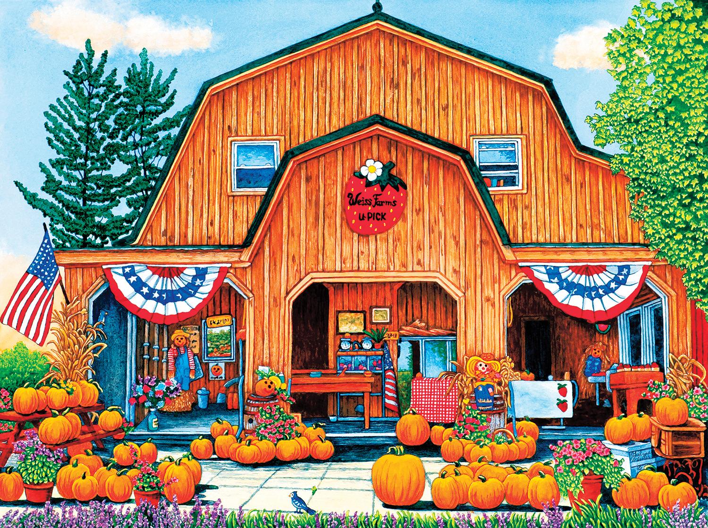 Weiss Farm Pumpkins