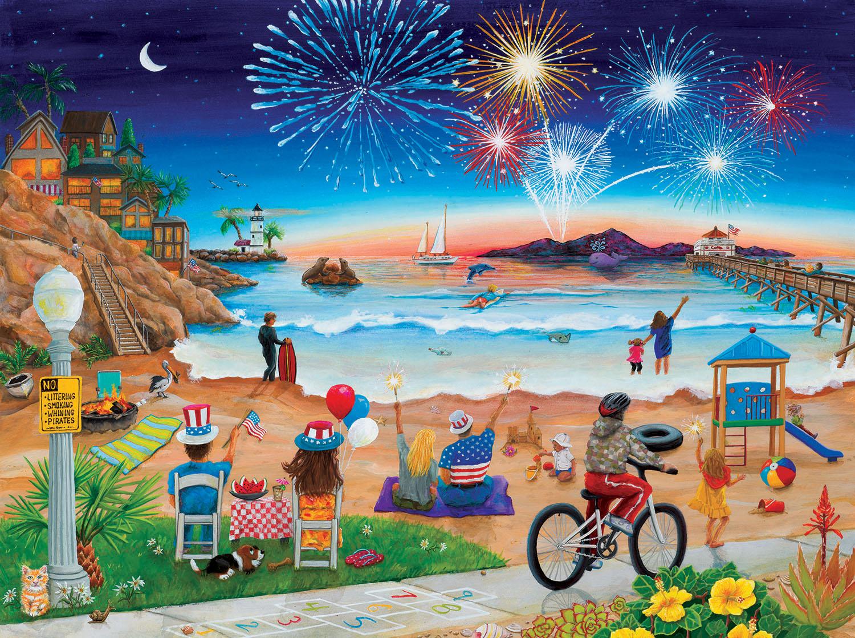 "July Beach ""NEW"""