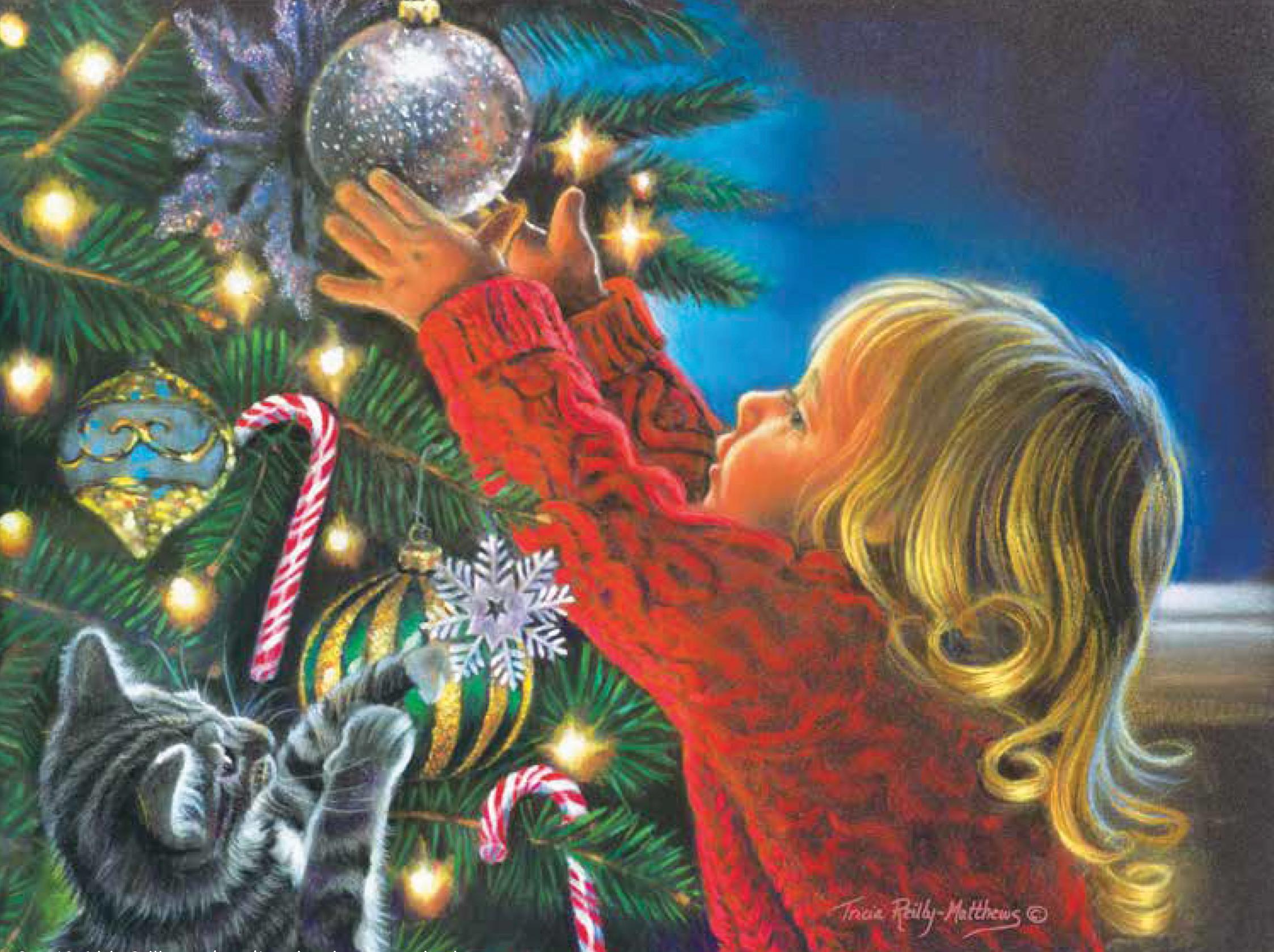 Santa's Midnight Helper