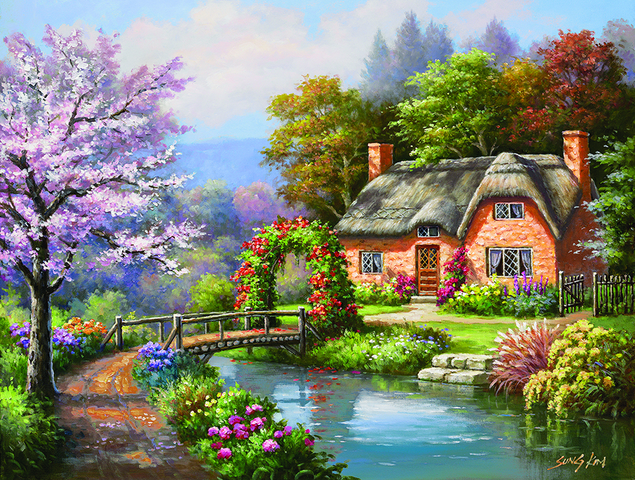 Spring Creek Cottage 500