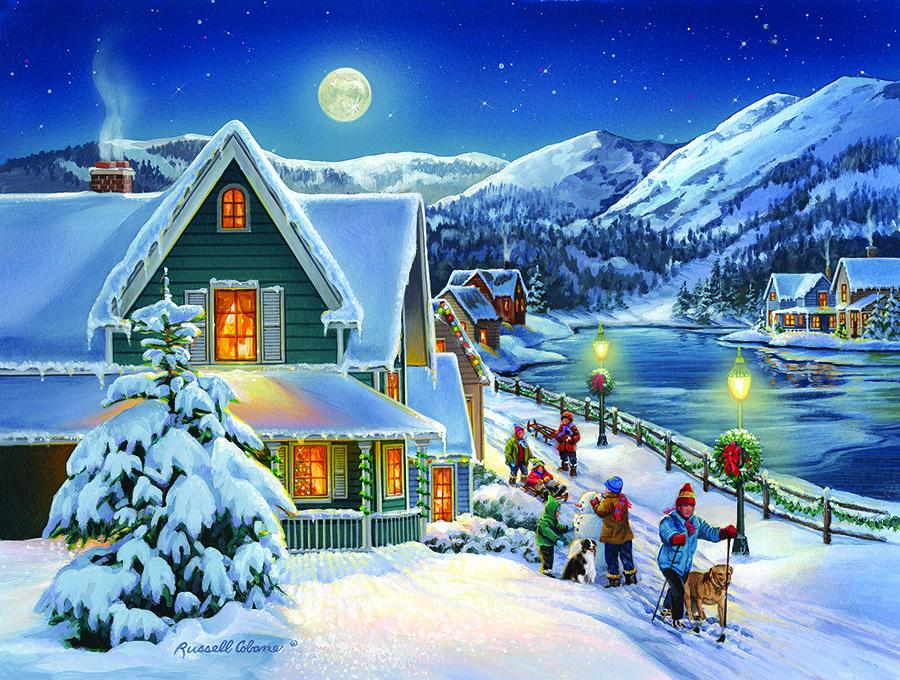 Snow Moon 500