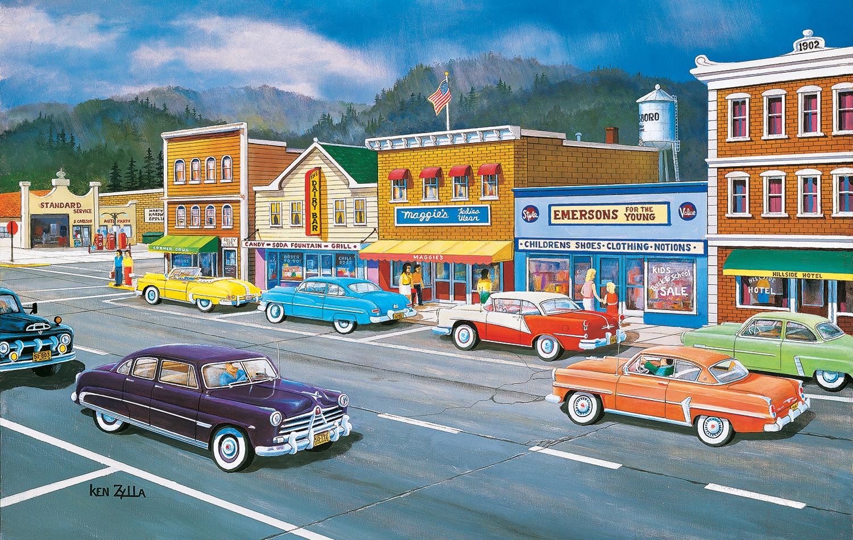 Main Street  Memories 550