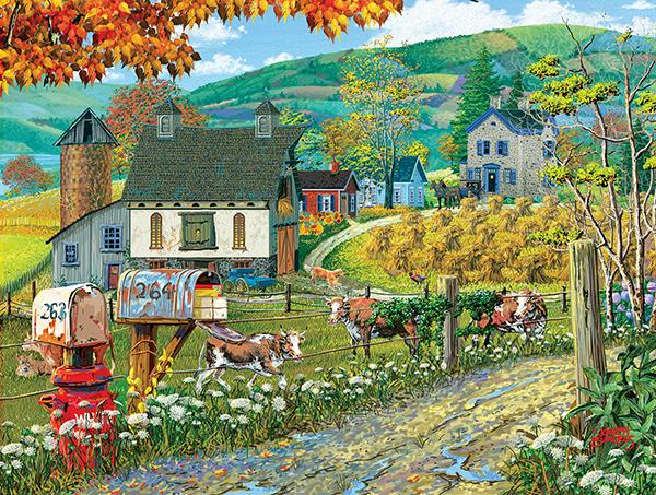 Farm Lane 300