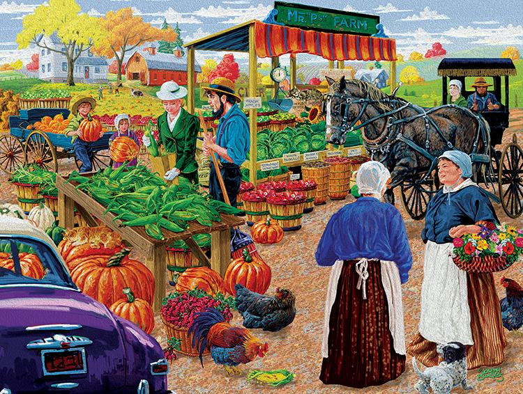 Mr. P's Farm Market