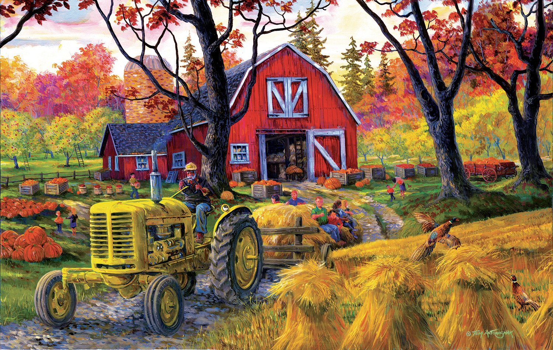 Farm Fall Festival