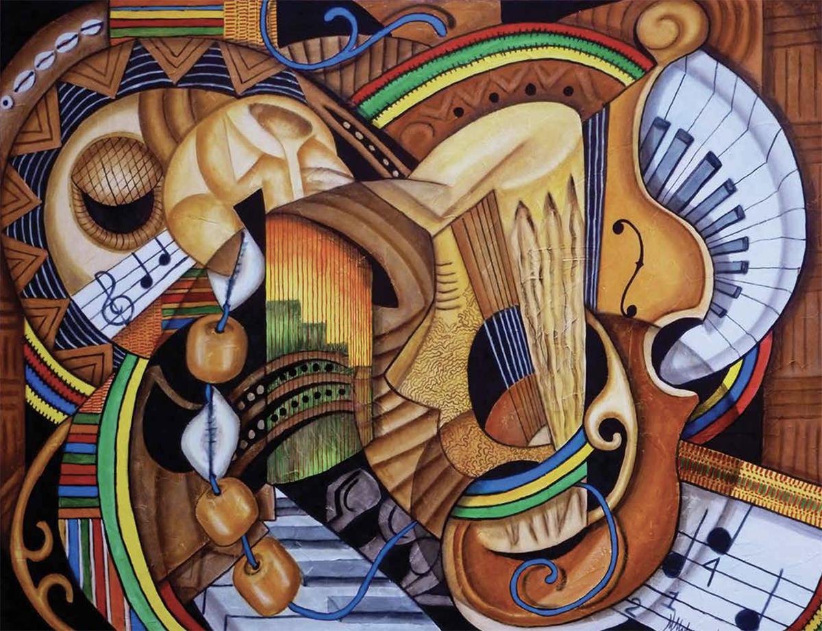 Musical Ties 1000