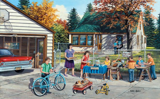 Backyard Sale 300