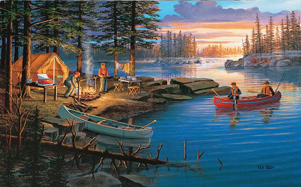 Campfire Memories 300