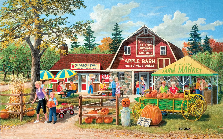 Harvest Market 300