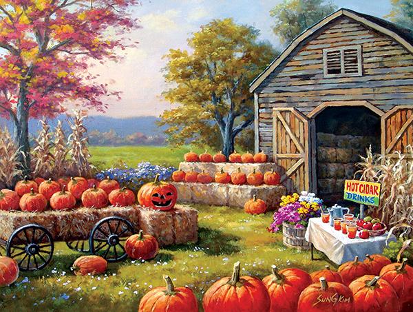 Pumpkins for Sale 300
