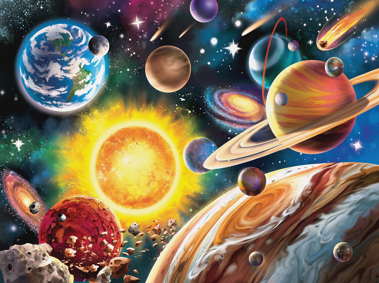 Solar System 1000