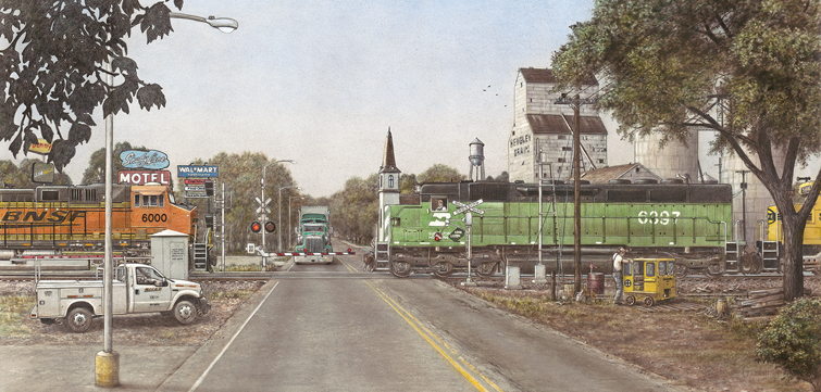 Bacintyme Boulevard