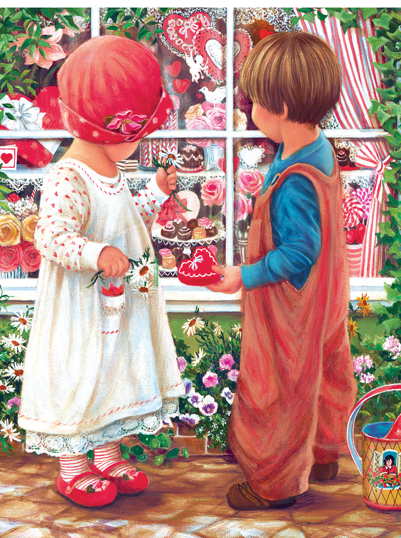 Valentine Treasures