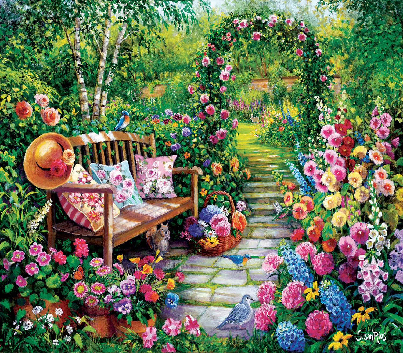 Kim's Garden 1000