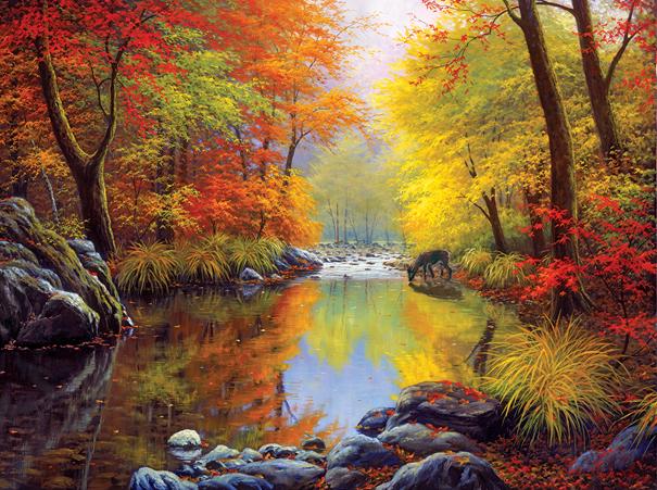 Autumn Sanctuary 1000