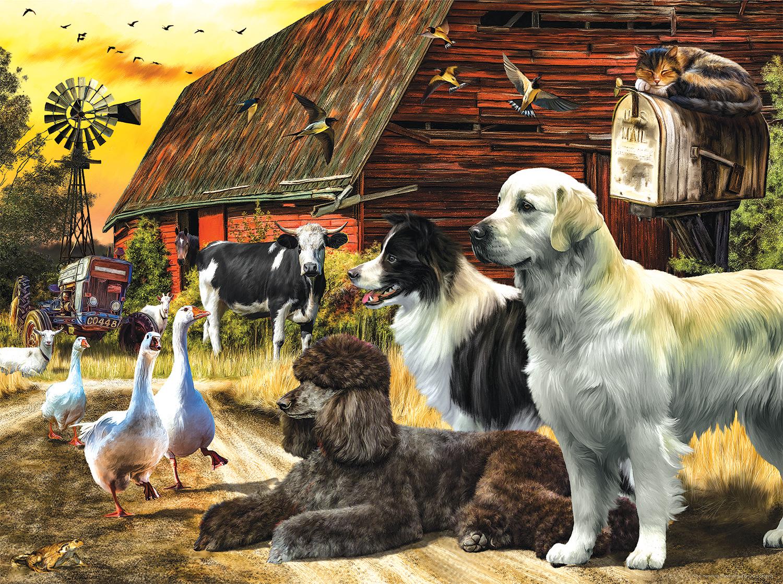Life On The Farm 1000