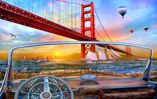 Golden Gate Adventure