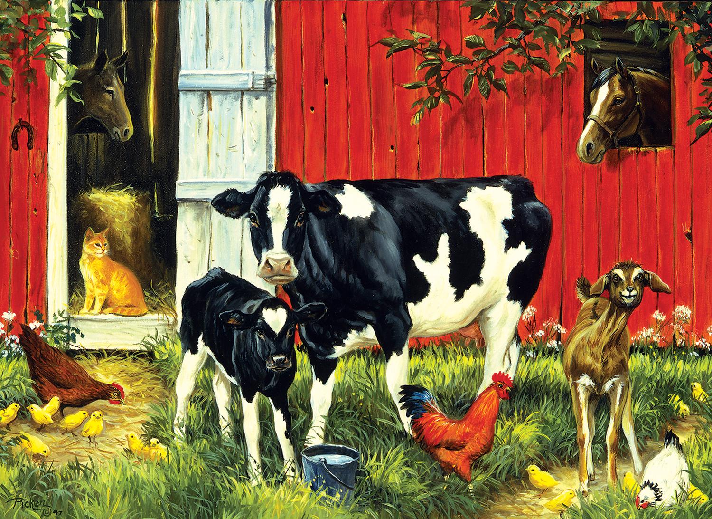 Old MacDonald's Farm 500+