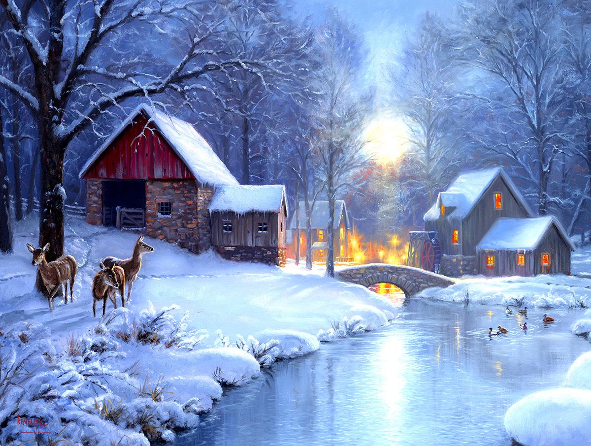 Winters Eve 500