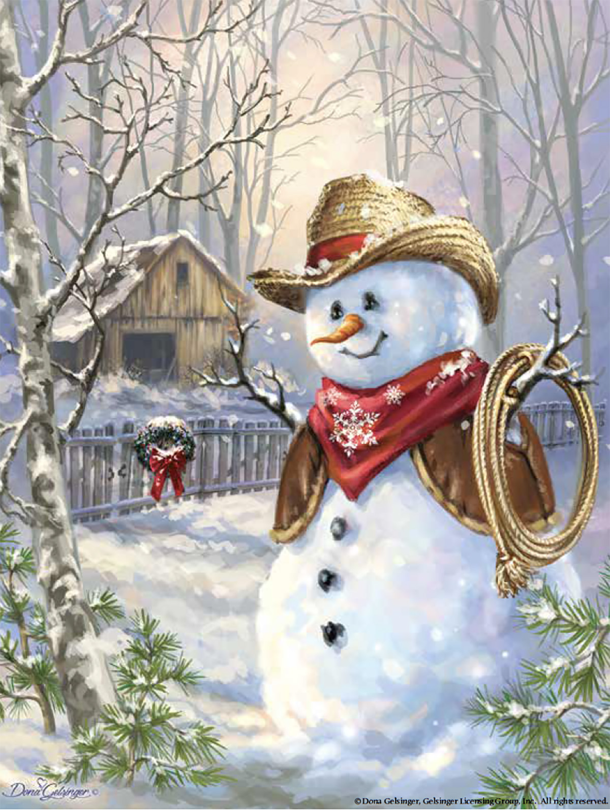 Snow Cowboy 300