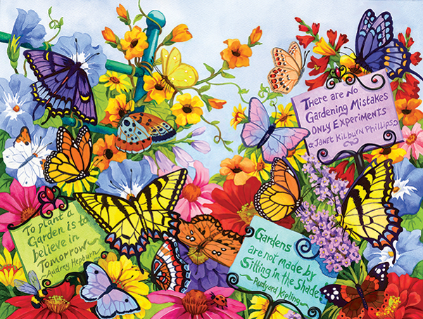 Butterfly Oasis
